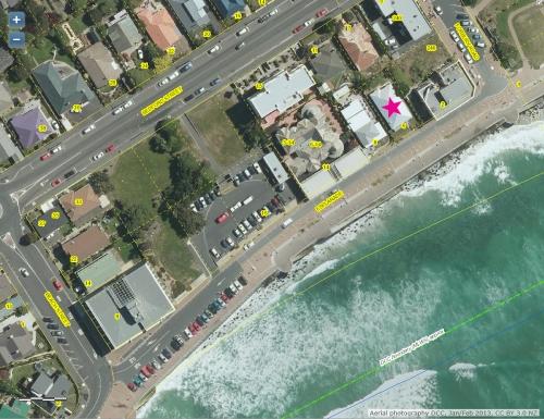 DCC Webmap - 6 Esplanade, St Clair JanFeb2013