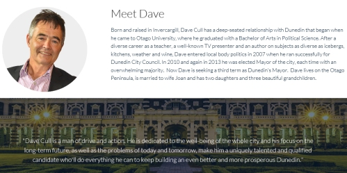 Who is Dave 2016