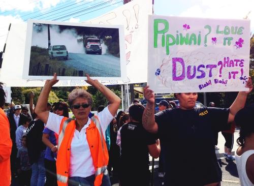 pipiwai-valley-protest-puti1-ngapuhi-iwi-nz-2