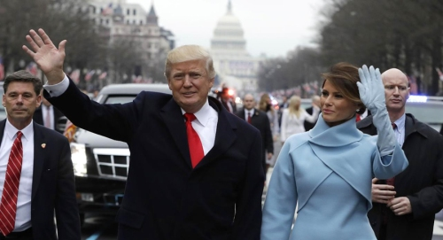 president-trump-and-melania-trump-inauguration-parade-20-jan-2017-abc7news-com