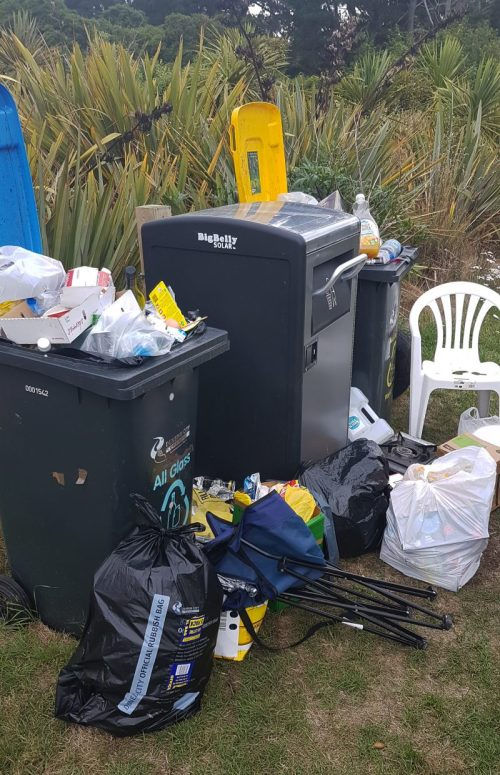 litter-6-2-17-one-nights-worth-following-bin-clearance-by-contractors